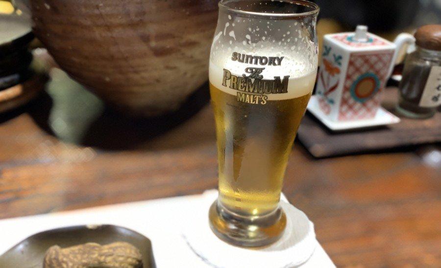 ビール - まめ多 赤坂/赤坂見附